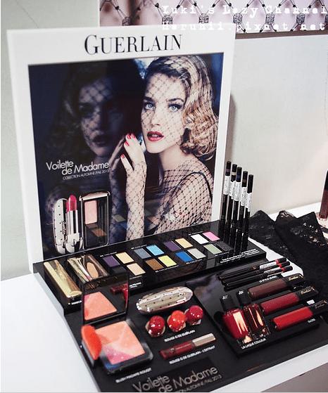 Новейшие коллекции макияжа осень 2013 - Герлен