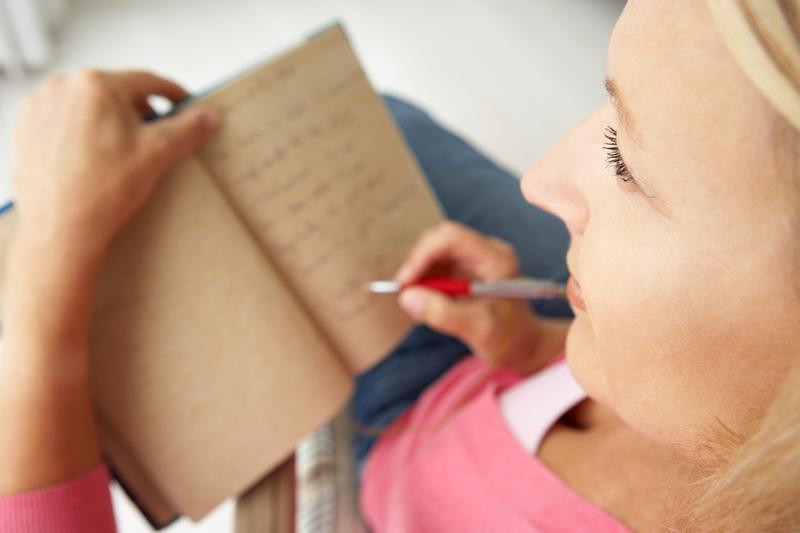 Зачем нужен личный дневник женщине