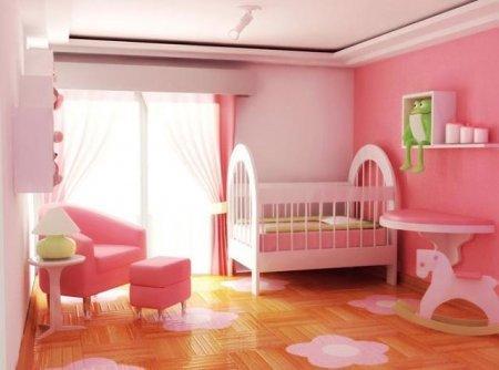 Виды покрытия на пол в детскую комнату – паркетная доска