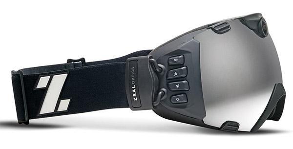 Противотуманные очки для пробежек от Zeal HD Camera Goggle SFers