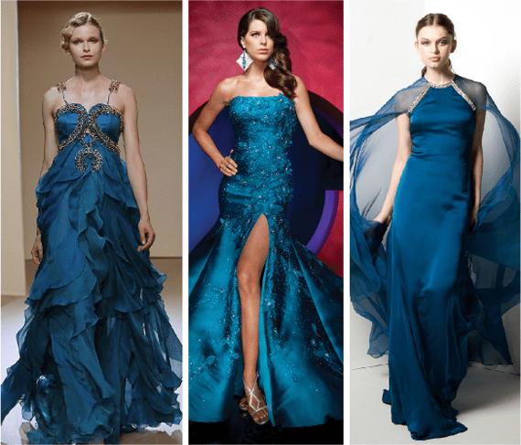 В чём встречать Новый 2014 год - модные новогодние образы