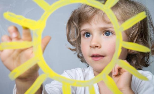 Важные вещи в жизни, чему  можно научиться у детей