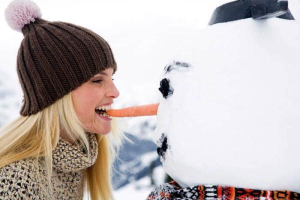 Правильное питание зимой