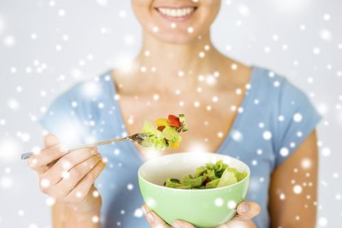 Как не набрать вес в холода?
