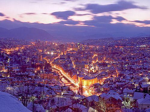 Недорогой отдых зимой 2013-2014 за границей, в Боснии и Герцеговине
