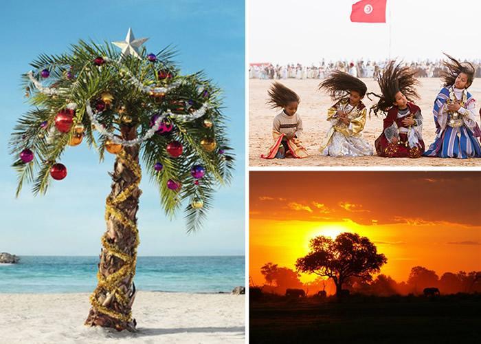 Новогодние традиции в странах Африки