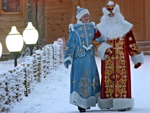 Зимние каникулы 2014 с детьми по Беловежской пуще