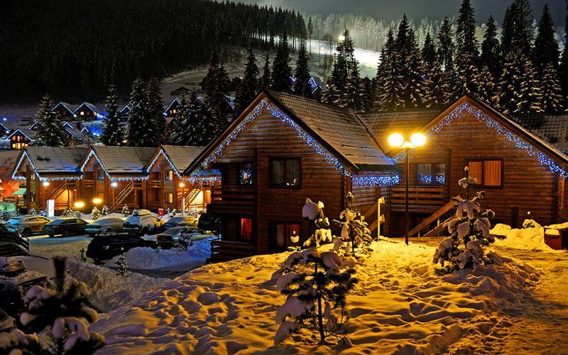 Зимние каникулы 2014 с детьми во Франции