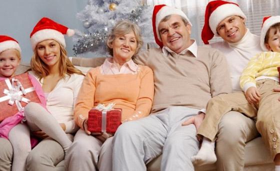 Семейные традиции и приметы на Новый год
