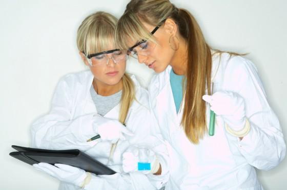 Современные профессии нового времени - Химик
