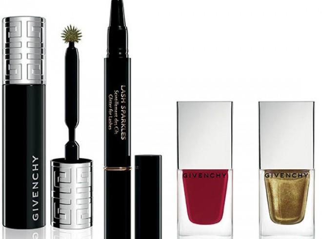 Рождественская коллекция макияжа живанши 2014