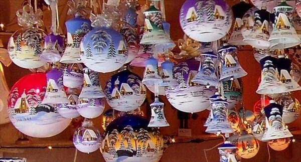 Рождественская ярмарка в Лауше