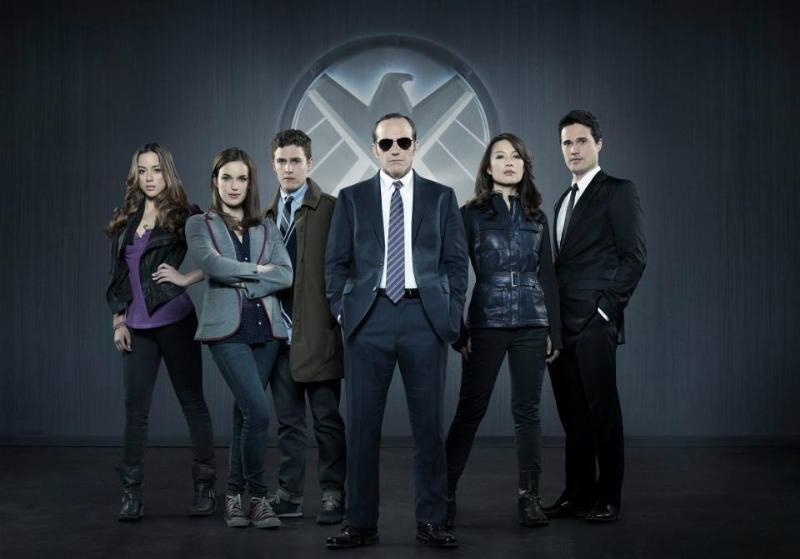 Новый сериал осень 2013 - Агенты Щ.И.Т.