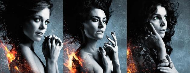 Новый сериал осень 2013 - Ведьмы Ист-Энда