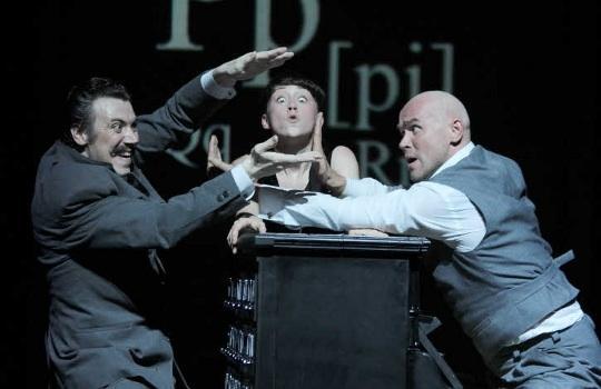 Самые ожидаемые комедии в декабре 2013 на сценах театров Москвы - Лондон Шоу