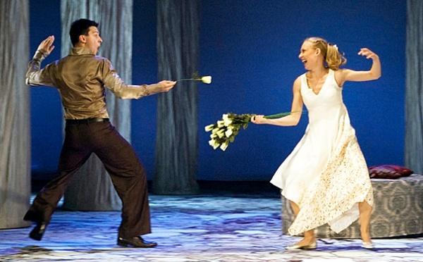 Самые ожидаемые комедии в декабре 2013 на сценах театров Москвы - Идеальный муж