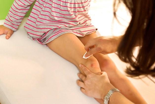 Как уберечь ребенка от травм зимой
