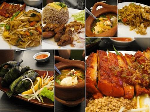 Лучшие страны для кулинарных путешествий - Таиланд