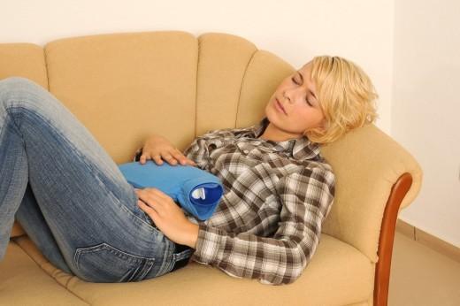 Как избавиться от боли во время менструации