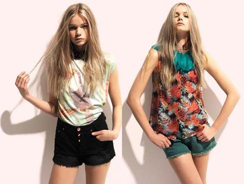 Модная женская одежда для дома - домашние шорты