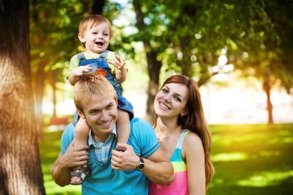 Куда пойти родителям с ребенком до года