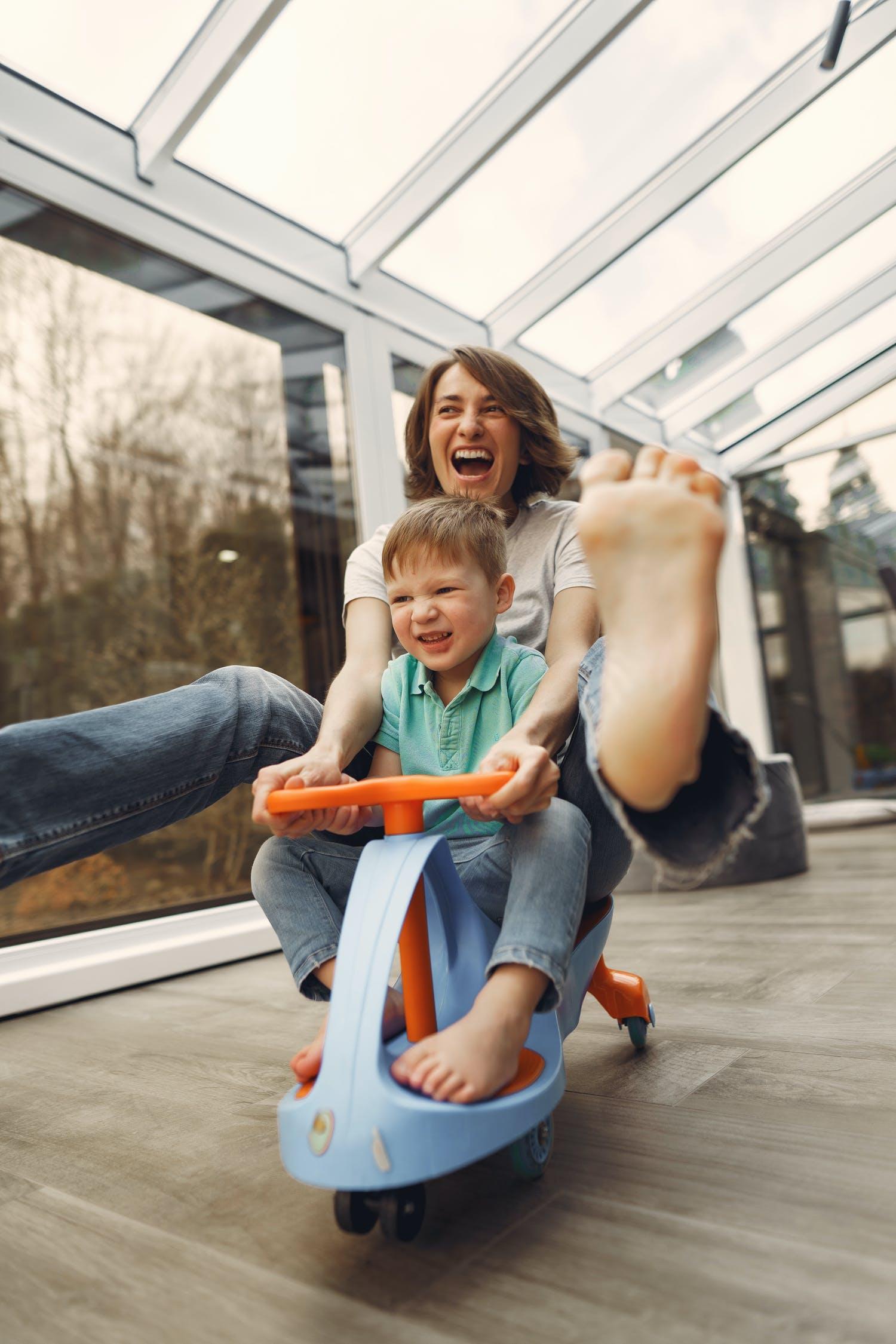 Сын растет без отца или как матери-одиночке воспитать сына настоящим мужчиной? Рассказывают психологи