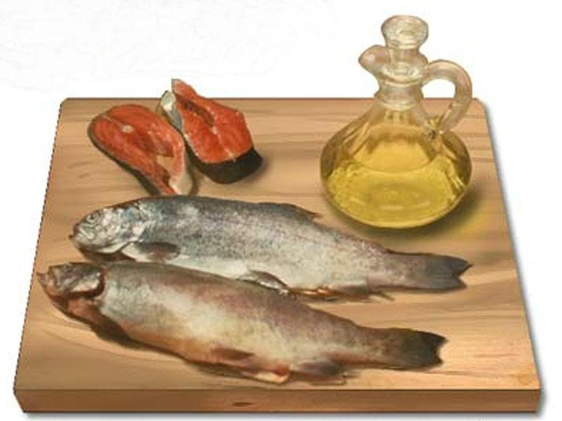 Полезен ли рыбий жир?