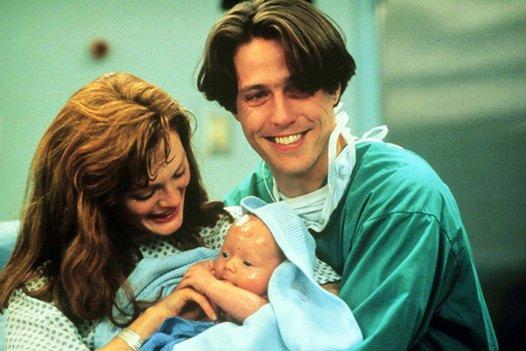 Самые позитивные фильмы для беременных - фильм Девять месяцев