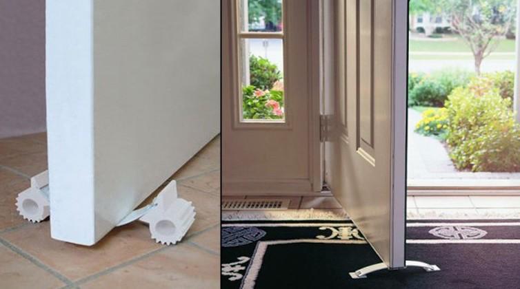 Безопасность детей дома - блокираторы - фиксаторы дверей