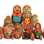 Сувениры из России - иностранным друзьям в подарок