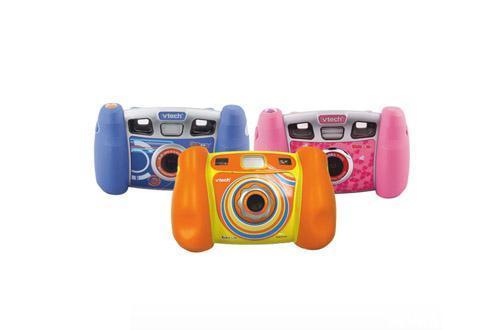 Электронные гаджеты для ребенка 10 лет - детский фотоаппарат Kidizoom Plus