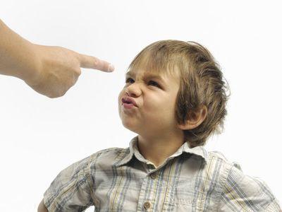Как наказывать детей правильно