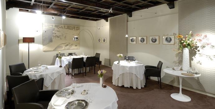 Лучшие рестораны Европы - Osteria Francescana