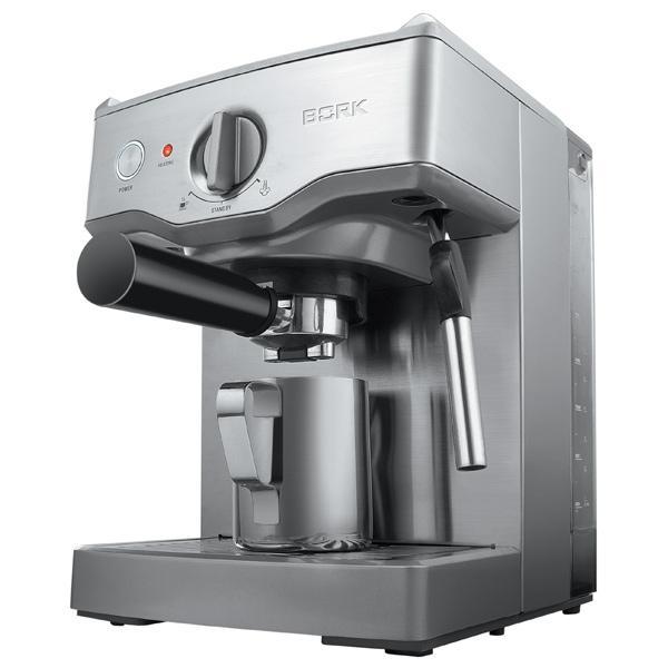 Виды кофеварок для дома - рожкового типа