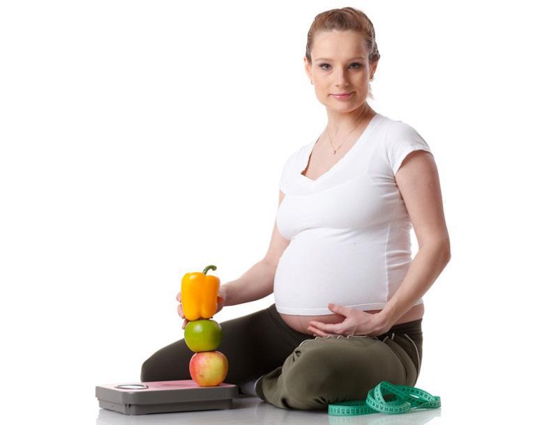 Как похудеть беременной - правила похудения во время беременности