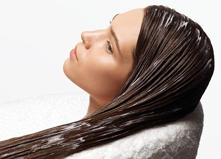 Кефир для волос