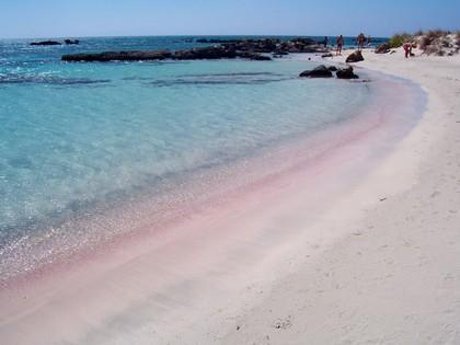 Пляж Элафосини