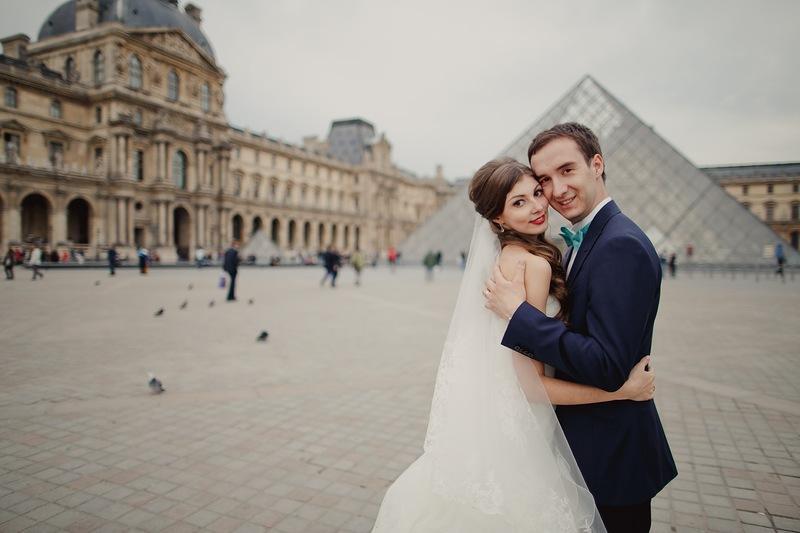 свадьба за границей франция