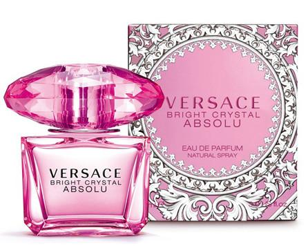 Bright Crystal Absolu от Versace