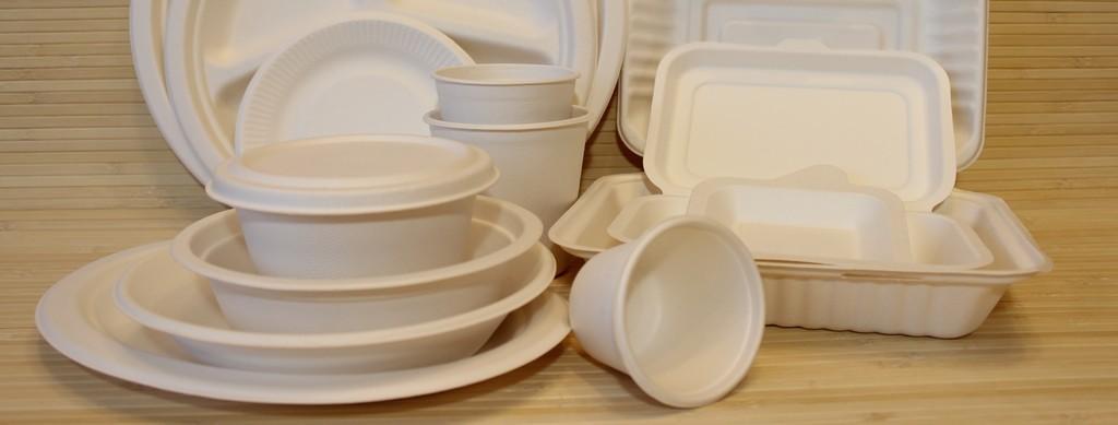 Посуда из растительного материала