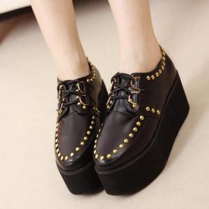 массивная обувь