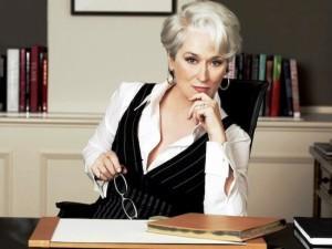 Лучшие фильмы для женской самооценки - Дьявол носит Prada