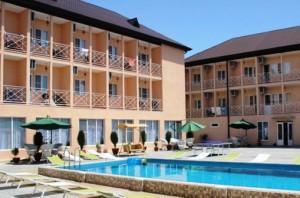 Лучшие отели в Абхазии - Отель Viva Maria, Сухум