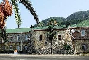Лучшие отели в Абхазии - Гостиница «Абхазия», Новый Афон