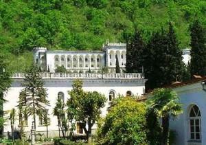 Лучшие отели в Абхазии - Комплекс Гагрипш, Гагры