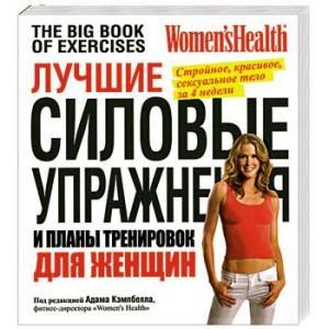 Лучшие силовые упражнения и планы тренировок для женщин