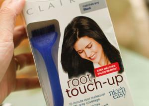 Окрашиваем седые волосы