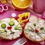 Детские бутербродики