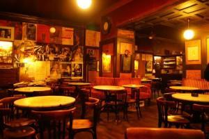 Кофейни в Вене - Cafe Hawelka