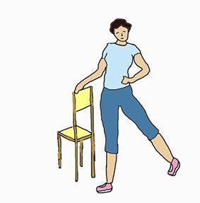 1-ый триместр - упражнения на растяжку